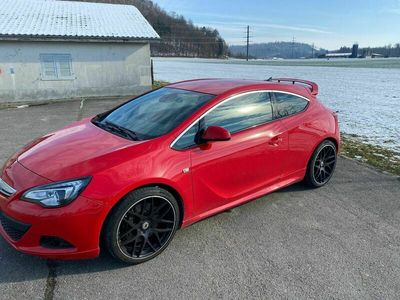 gebraucht Opel Astra 2.0 Turbo Opc