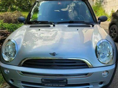 gebraucht Mini One Cabriolet Belle 1.6L 90 CV, Expertisée
