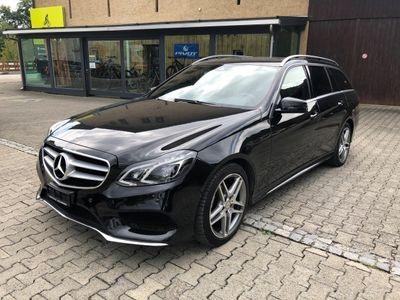 gebraucht Mercedes E250 CDI Elégance 4Matic 7G-Tronic