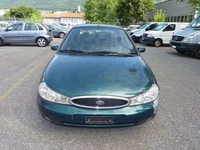 gebraucht Ford Mondeo 2.0i Style