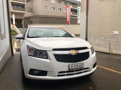 gebraucht Chevrolet Cruze LTZ 2.0 TDI Jg:2014