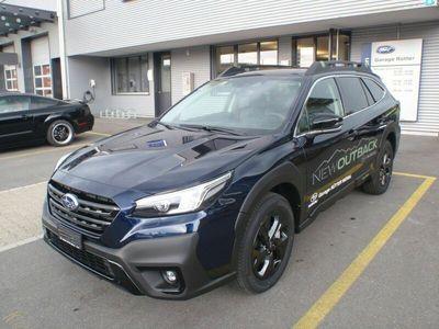 gebraucht Subaru Outback 2.5i Crossroad AWD Lineartronic