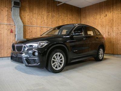gebraucht BMW X1 sDrive 18d