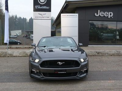 gebraucht Ford Mustang GT Convertible 5.0 V8 Automat