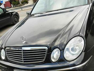 gebraucht Mercedes E240 E-Klasse2.6 V6 Kombi