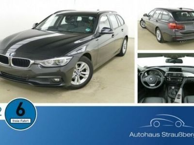 gebraucht BMW 320 d Touring NP:62.000€ Navi AHK Navi Prof