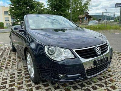gebraucht VW Eos Sehr gepflegtes Fahrzeug in sehr gutem Zustand