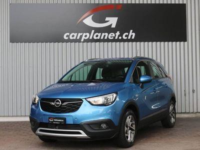 gebraucht Opel Crossland X 1.2 T Excellence