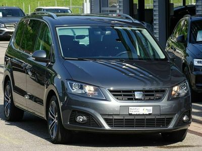 gebraucht Seat Alhambra 2.0 TDI FR Line 4Drive*7-Plätzer*