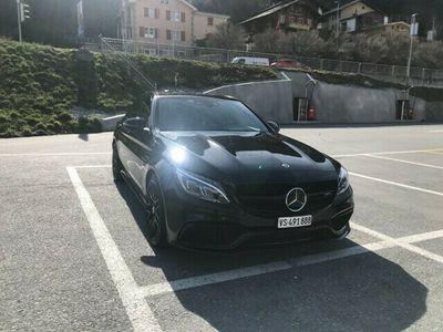gebraucht Mercedes C63S AMG C-Klasse C 63 S AMG Speedshift C-KlasseAMG Speedshift