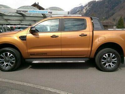gebraucht Ford Ranger Wildtrack 2.0 Eco Blue 4x4 A