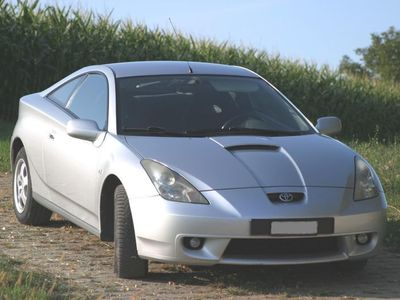 gebraucht Toyota Celica T23 Coupe 7. Generation TA 23 143PS