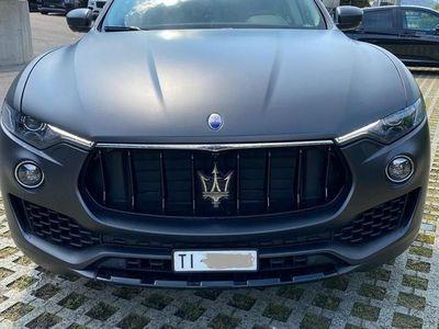 gebraucht Maserati Levante Benzina - Occasione Unica - colore Unico