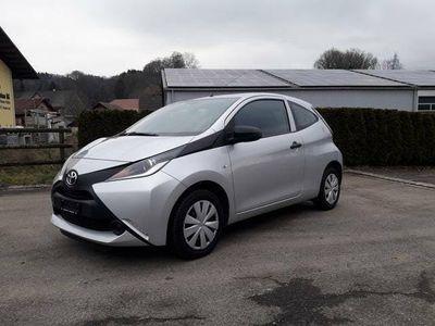 gebraucht Toyota Aygo 1.0 - AKTION - TOP Angebot - neue MFK