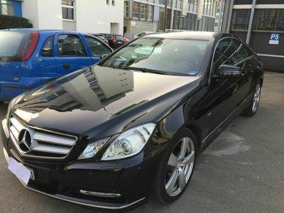 gebraucht Mercedes E350 E-KlasseCDI 7 TronicFrish MFK