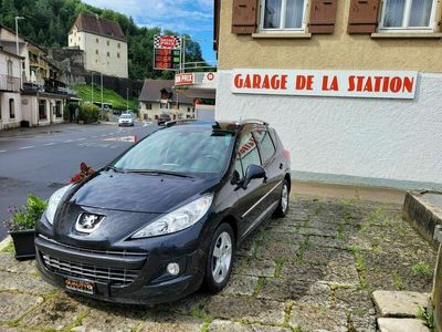 gebraucht Peugeot 207 1.6 16V Allure Automatic