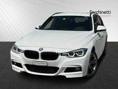 gebraucht BMW 320  i xDrive Touring M Sport Steptronic