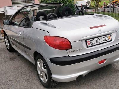 gebraucht Peugeot 206 CC 1.6 mit MFK