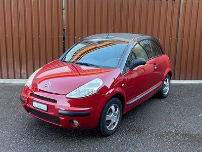 gebraucht Citroën C3 Pluriel 1.4i Freeride
