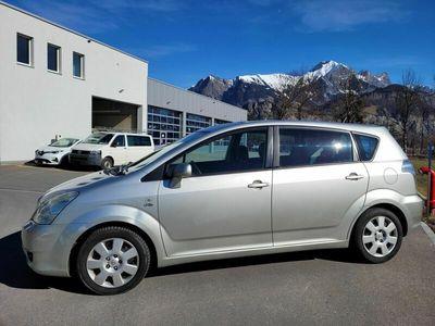 gebraucht Toyota Corolla Verso  7 Sitzer