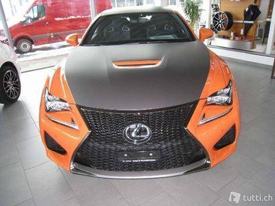 gebraucht Lexus RC F 5.0 V8 Excellence Wüest Edition