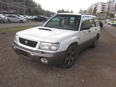 gebraucht Subaru Forester 2.0 Turbo