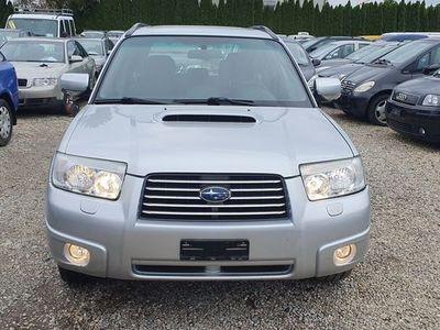 gebraucht Subaru Forester 2.5XT (Comfort)