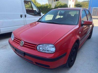 gebraucht VW Golf 1.6 16V