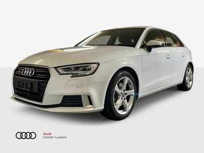 gebraucht Audi A3 Sportback 2.0 TFSI Sport quattro S-tronic