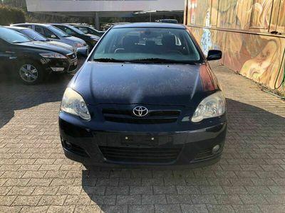 gebraucht Toyota Corolla 1.4 D4D L.Sol