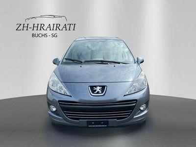 gebraucht Peugeot 207 1.4 16V Swiss Edition