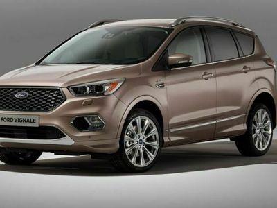 gebraucht Ford Kuga 2.0 TDCi Vignale 4WD PowerShift