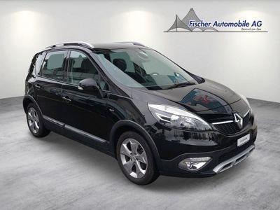 gebraucht Renault Scénic Xmod 1.2 T Bose