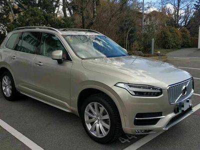 gebraucht Volvo XC90 XC90 Mit Premium-SUV entspannt von A nach BMit Premium-SUV entspannt von A nach B