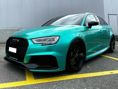 gebraucht Audi RS3 Sportback 2.5 TFSI, 5 Zylinder, Quattro S-tronic