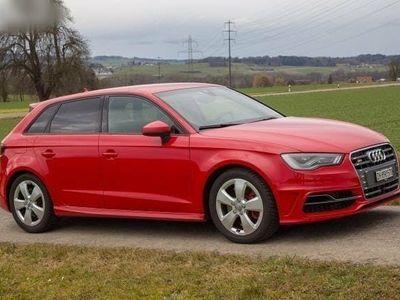 gebraucht Audi S3 Sportback S3 / RS3 2.0 TFSI quattro S-tronic - Werksgarantie