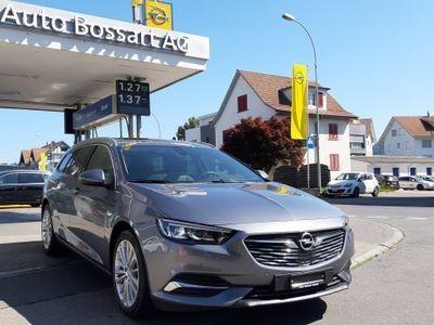 gebraucht Opel Insignia 2.0 BiDTI Sports Tourer Excellence 4WD A.