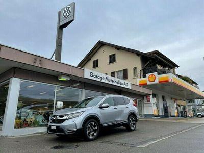 gebraucht Honda CR-V Facelift 193 PS 1.5 i-VTEC Lifestyle 7 Plätze 4WD