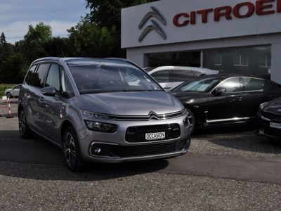 gebraucht Citroën C4 SpaceTourer Grand1.6i 16V THP Shine EAT8