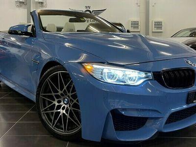 gebraucht BMW M4 Cabriolet DKG YAS MARINA