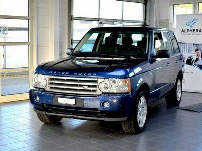 gebraucht Land Rover Range Rover 4.4 V8 Vogue Automatic /CH FAHRZEUG / LIEBHABER AUTO RR VOGUE V8 BENZINER FÜR DEN KENNER