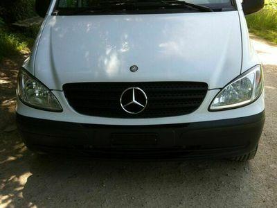 gebraucht Mercedes Vito Vito Service gepflegter120 CDI