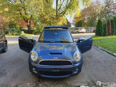 gebraucht Mini Cooper S Cabriolet 2010