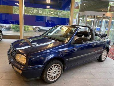 gebraucht VW Golf Cabriolet 2000 Avantgarde