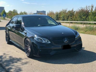 gebraucht Mercedes E63 AMG E-KlasseS 4Matic Speedshift