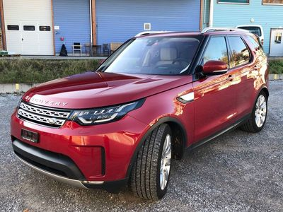 gebraucht Land Rover Discovery 3.0 TDV6 HSE Luxury