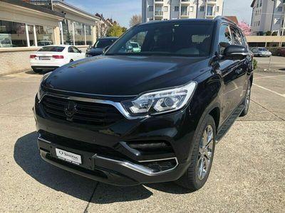 gebraucht Ssangyong Rexton RX220 e-XDi Sapphire 4WD