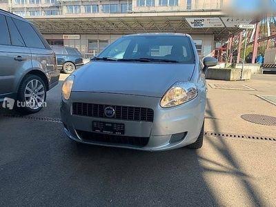 gebraucht Fiat Punto 1.4 ab Platz