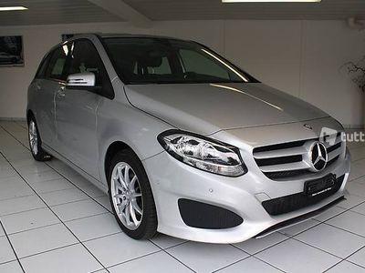 gebraucht Mercedes B200 CDI 4Matic 7G-DCT (Kompaktvan / Minivan)