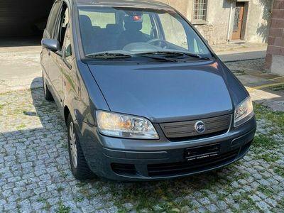 gebraucht Fiat Idea 1.3 JTD